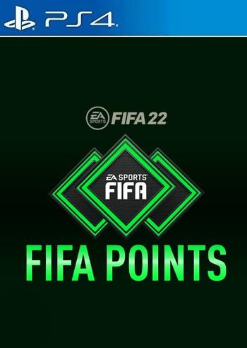 FIFA 22 - 1050 FUT Points (PS4) PSN Key UNITED STATES