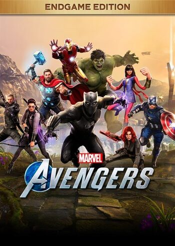 Marvel's Avengers Endgame Edition (PC) Steam Key GLOBAL