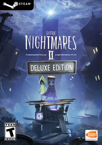 Little Nightmares II Deluxe Edition Key EUROPE