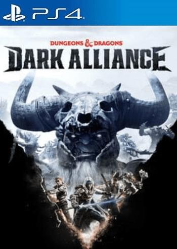 Dungeons & Dragons: Dark Alliance (PS4/PS5) PSN Key UNITED STATES