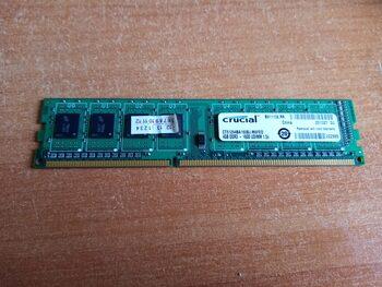 Crucial 4 GB DDR3 1600mhz CL11 1.5V