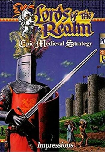 Lords of the Realm Steam Key GLOBAL