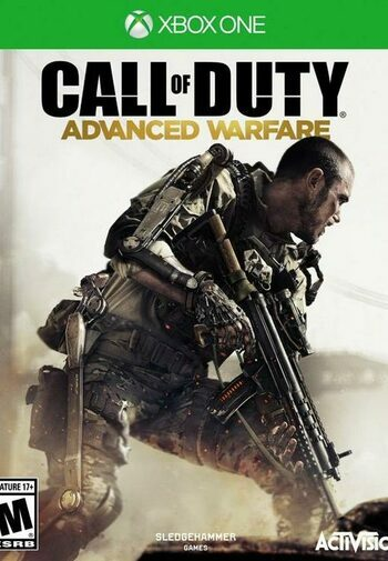 Call of Duty: Advanced Warfare - Limited Edition Exoskeleton (DLC) XBOX LIVE Key UNITED STATES