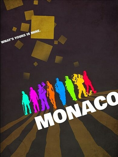 Monaco: What's Yours Is Mine Steam Key EUROPE