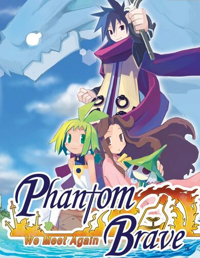 Phantom Brave Steam Key GLOBAL