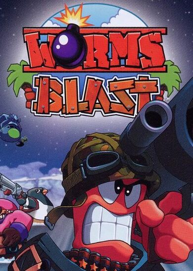Worms Blast Steam Key GLOBAL фото
