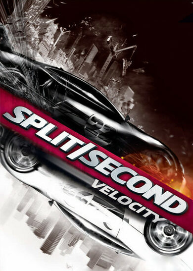 Split/Second Velocity Steam Key EUROPE