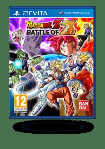 Dragon Ball Z: Battle of Z PS Vita