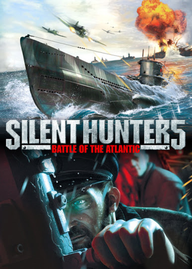 Silent Hunter 5: Battle of the Atlantic Uplay Key GLOBAL