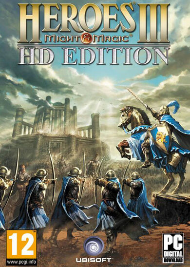 Heroes of Might & Magic III: HD Edition Steam Key GLOBAL