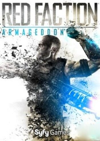 Red Faction: Armageddon Steam Key GLOBAL