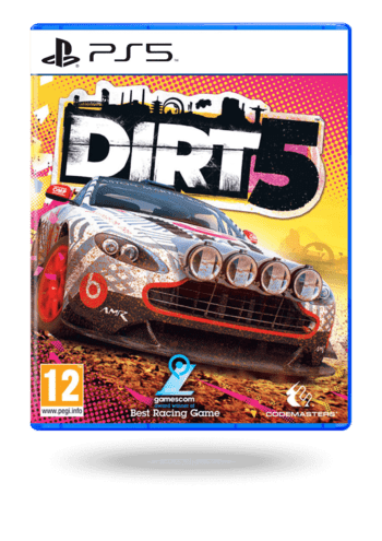 DiRT 5 PlayStation 5