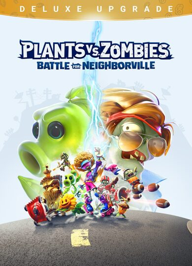 Plants vs. Zombies: Battle for Neighborville- Deluxe Upgrade (DLC) (PL/RU/ENG) Origin Key GLOBAL