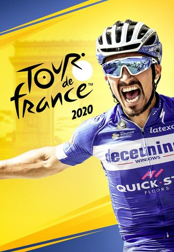 Tour de France 2020 Steam Key GLOBAL