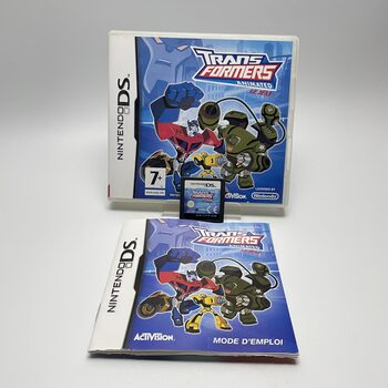 Transformers Animated: The Game Nintendo DS