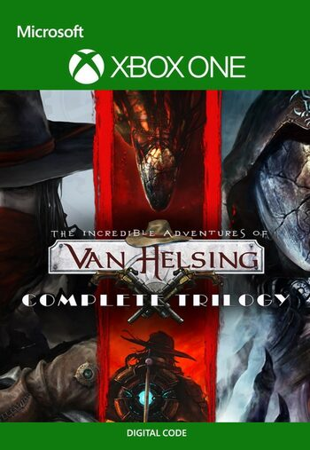 The Incredible Adventures of Van Helsing: Complete Trilogy (Xbox One) Xbox Live Key UNITED STATES