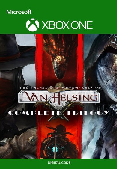 Complete Trilogy Xbox One