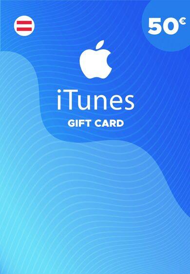 Apple iTunes Gift Card 50 EUR iTunes Key AUSTRIA фото