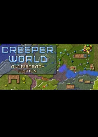 Creeper World: Anniversary Edition Steam Key GLOBAL