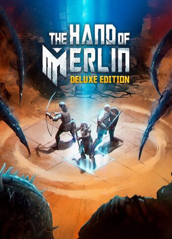The Hand of Merlin Deluxe Edition Steam Key GLOBAL