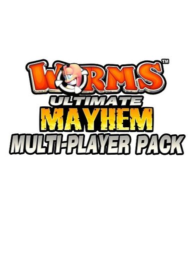 Worms Ultimate Mayhem - Multiplayer Pack (DLC) Steam Key EUROPE
