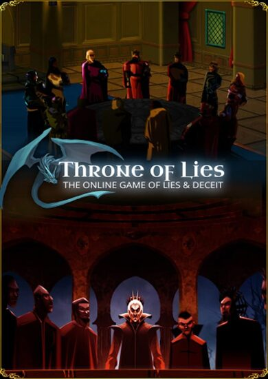 Throne of Lies The Online Game of Deceit Steam Key GLOBAL