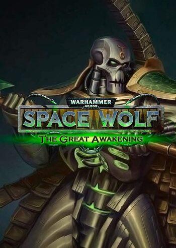 Warhammer 40,000: Space Wolf - Saga of the Great Awakening (DLC) Steam Key GLOBAL