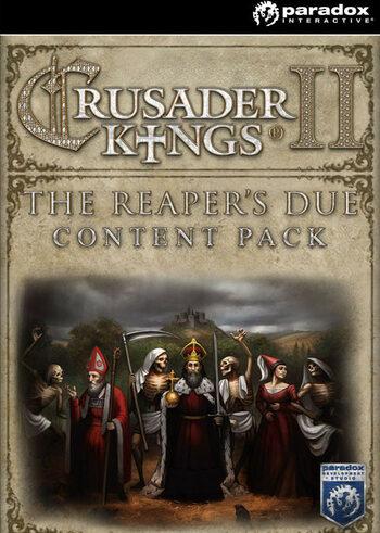 Crusader Kings II - The Reaper's Due Content Pack (DLC) Steam Key GLOBAL