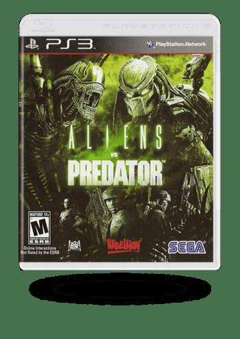 Aliens vs. Predator (2010) PlayStation 3
