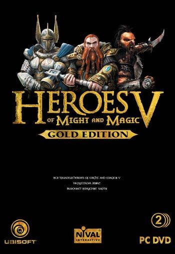 Heroes of Might and Magic V: Gold Edition Uplay Key GLOBAL