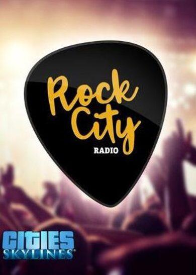 Cities: Skylines - Rock City Radio (DLC) Steam Key GLOBAL