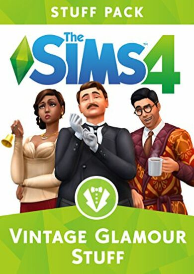 The Sims 4: Vintage Glamour Stuff (DLC) Origin Key GLOBAL