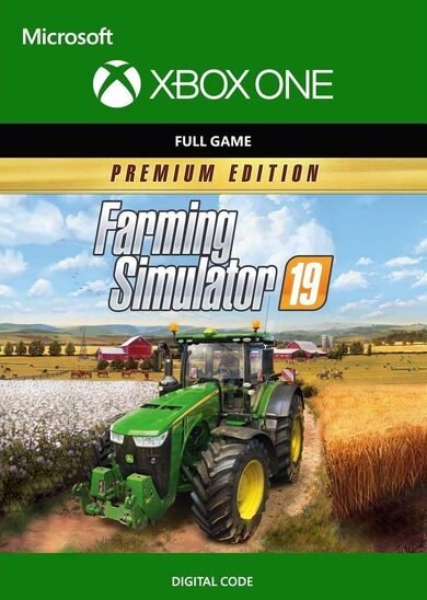 Farming Simulator 19 (Premium Edition) (Xbox One) Xbox Live Key UNITED STATES