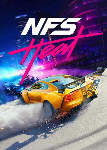 Need for Speed: Heat Origin Clave  GLOBAL