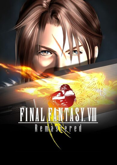 Final Fantasy VIII Remastered Steam Key GLOBAL