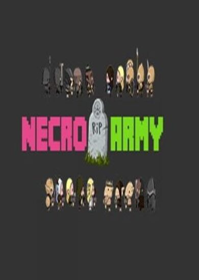 Necroarmy Steam Key GLOBAL