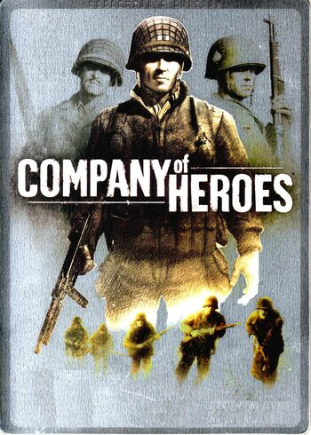 Company of Heroes: Tales of Valor Steam Key GLOBAL