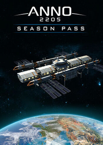 Anno 2205 - Season Pass (DLC) Uplay Key EUROPE