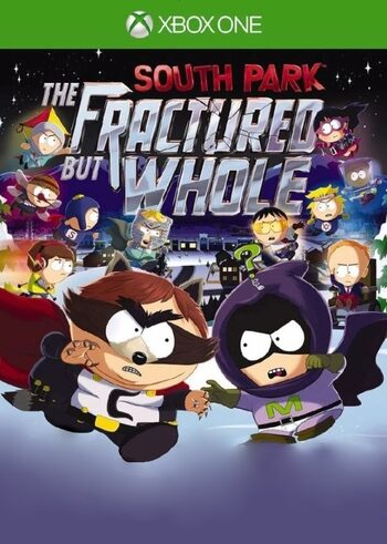 South Park: The Fractured but Whole (Xbox One) Xbox Live Key UNITED STATES