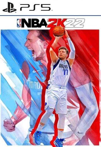 NBA 2K22 (Standard Edition) Pre-Order Bonus (DLC) (PS5) PSN Key EUROPE