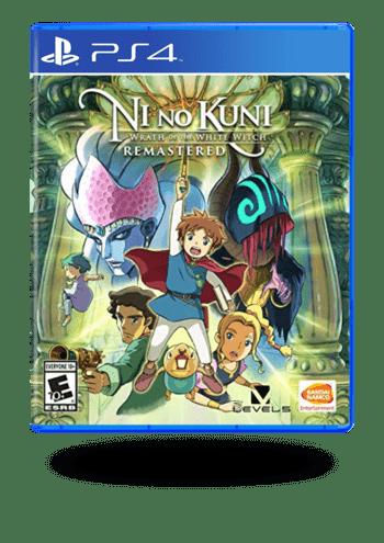 Ni no Kuni: Wrath of the White Witch Remastered (Ni No Kuni: La Ira De La Bruja Blanca Remastered) PlayStation 4