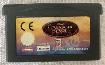 Disneys Treasure Planet Game Boy Advance