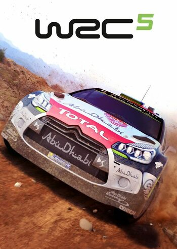 WRC 5: FIA World Rally Championship (incl. Season Pass) Steam Key EUROPE