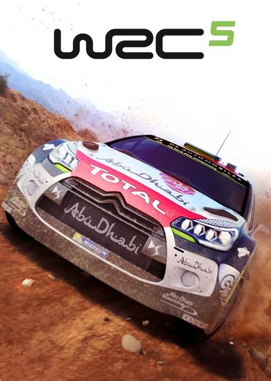 WRC 5: FIA World Rally Championship (incl. Season Pass) Steam Key EUROPE фото