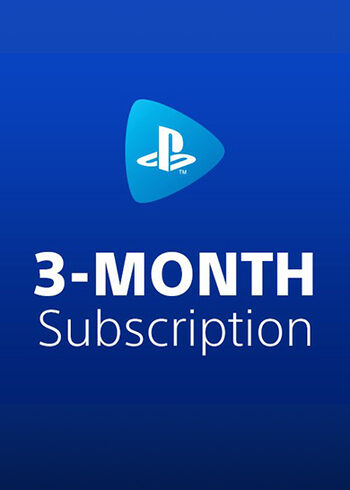 PlayStation Now 3 Month Subscription PSN Key UNITED STATES