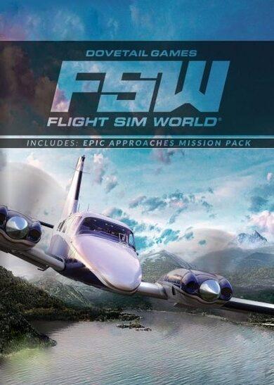 Flight Sim World Steam Key GLOBAL