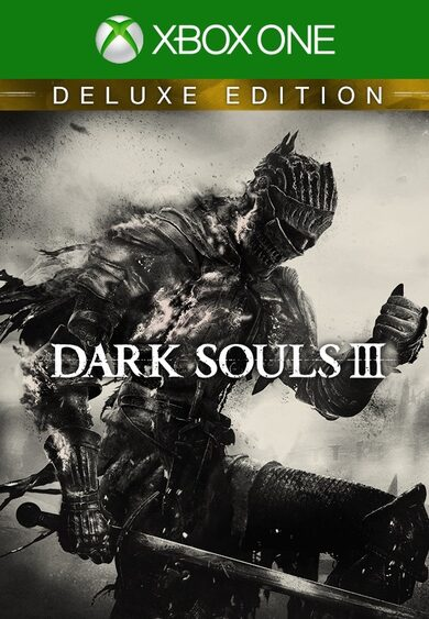 Dark Souls 3 (Deluxe Edition) (Xbox One) Xbox Live Key UNITED STATES