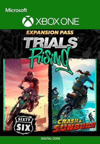 Trials Rising - Expansion pass (DLC) XBOX LIVE Key EUROPE