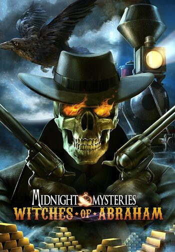 Midnight Mysteries: Witches of Abraham - Collector's Edition Steam Key GLOBAL