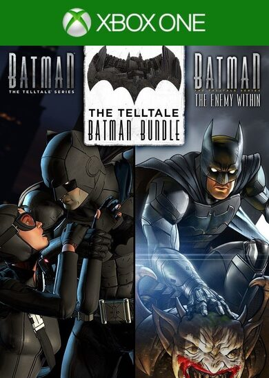 The Telltale Batman Bundle (Xbox One) Xbox Live Key UNITED STATES